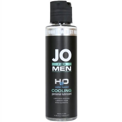 Gel JO for Men H2O cooling