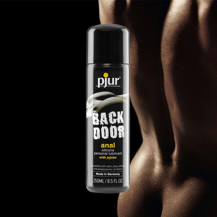 Pjur Back Door Anal Comfort Glide cho gay