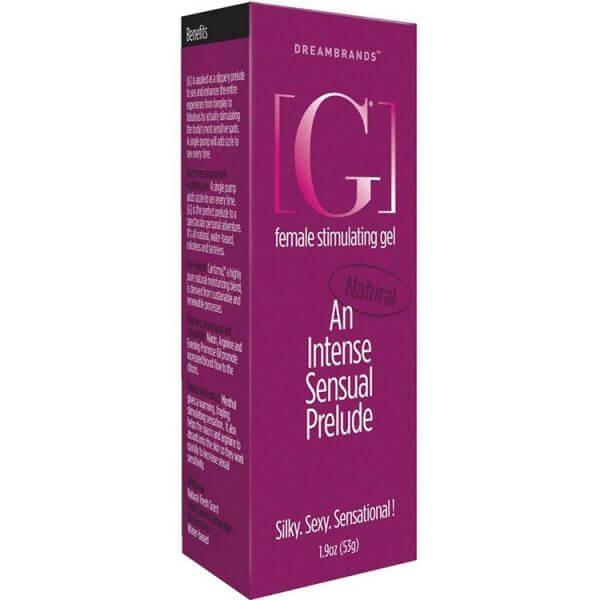 Gel kích thích điểm G phụ nữ, G Ocean Sensualstăng ham muốn
