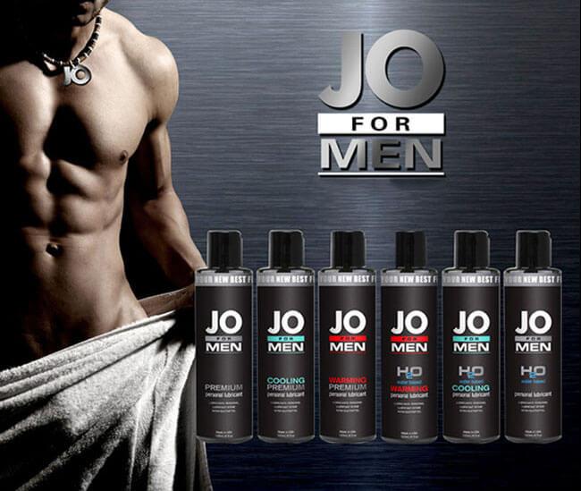 Gel bôi trơn cao cấp JO for Men H2O cooling