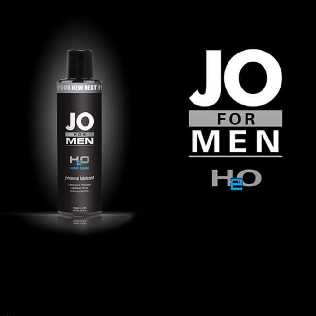 Gel bôi trơn cao cấp JO for Men H2O cho nam