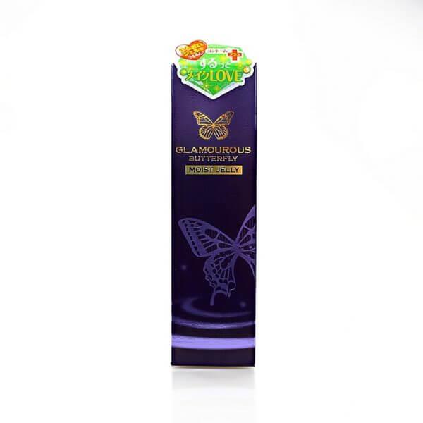 Gel bôi trơn Jex Glamourous Butterfly Moist Jelly cao cấp Nhật Bản