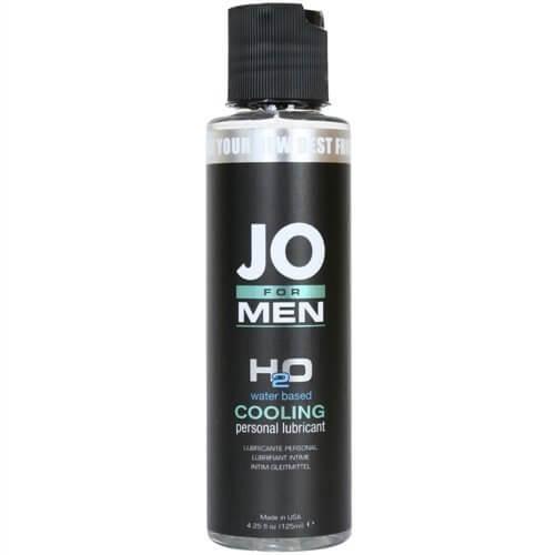 Gel bôi trơn cao cấp JO for Men H2O Cooling cho nam – Jo system