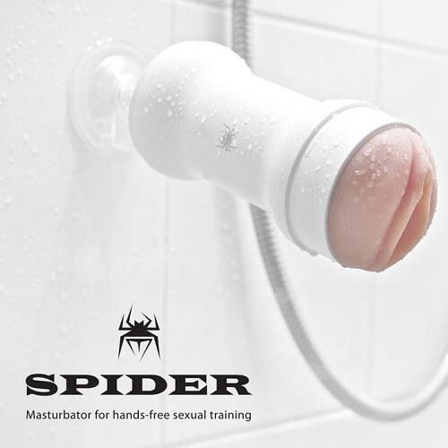 Âm đạo giả Spider có rung điều khiển từ xa, thiết kế US
