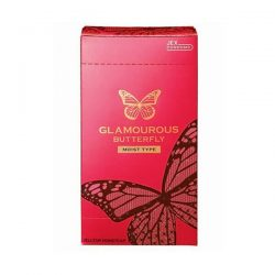 Bao cao su Jex Glamorous Butterfly moist type êm mượt trơn tuột