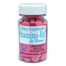 Stamina RX cho nữ tăng cường ham muốn chốn phòng the