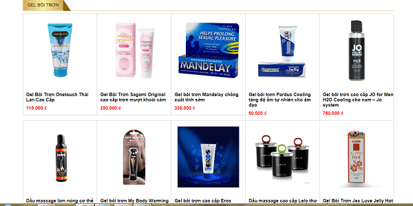 gel bôi trơn mua ở shopvochong24h.com để được hành chính hãng