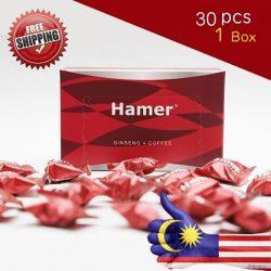 Kẹo sâm Hamer Ginseng – Bổ sung sinh lý, sức khỏe an toàn
