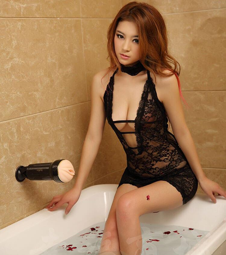 máy thủ dâm có thể thủ dâm trong lúc tắm, ở bế bơi