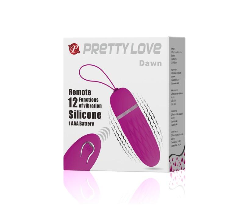 hộp đựng trứng tình yêu pretty love dawn