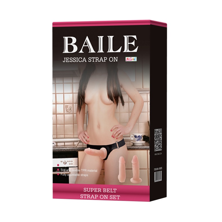 baile jessica strap on hộp đựng