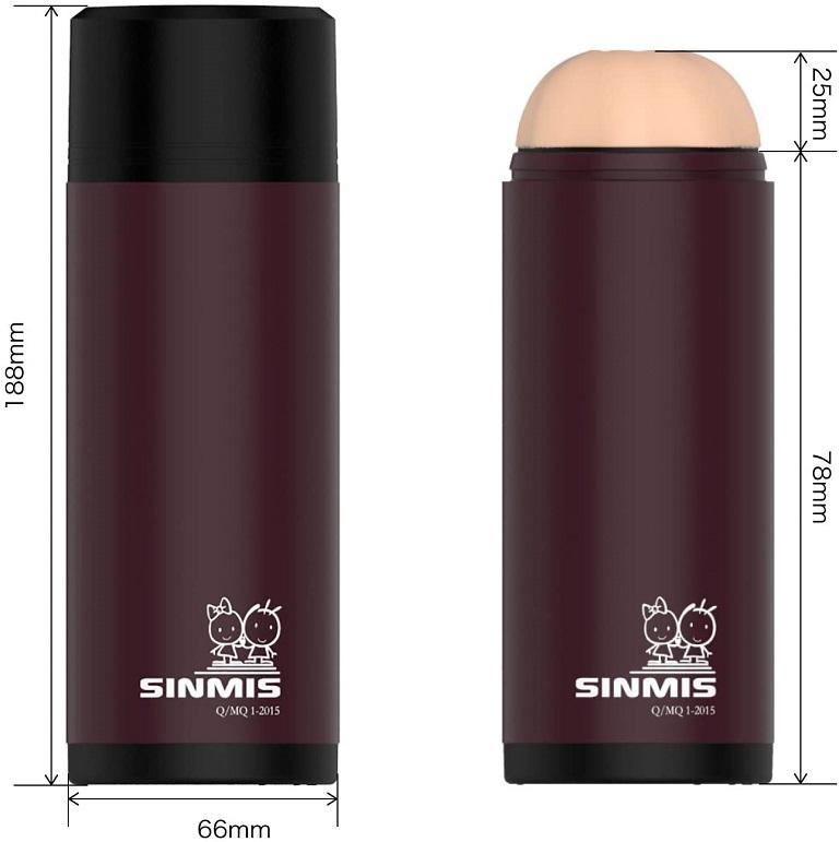 cốc thủ dâm nalone lip lover sinmis kích thước