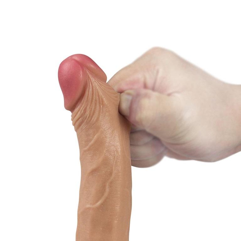 Lovetoy Nature Cock 7 inch giống thật tới ngỡ ngàng