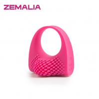 Vòng dương vật Zemalia Armour nhiều gai rung động cực mạnh